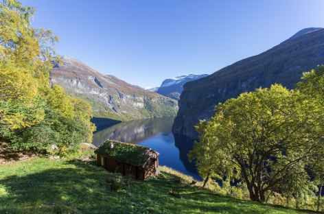 Geirangerfjord - Norvège -