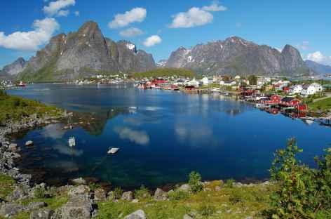 Village de Reine, Lofoten - Norvège -