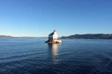 A l'embouchure du Sognefjord - Norvège -