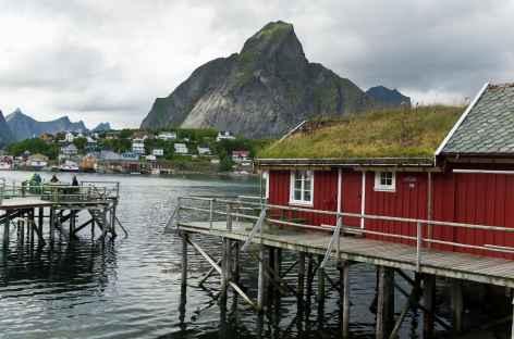 Rorbu - Lofoten - Norvège -