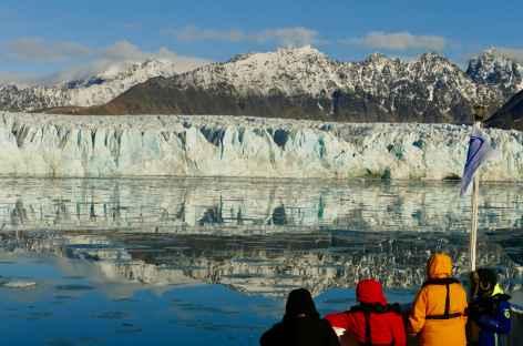 Front du glacier de la Croix - Spitzberg -