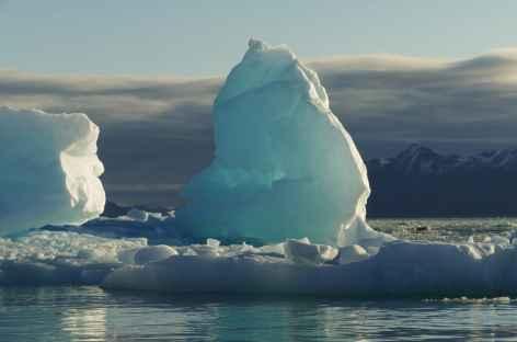 Iceberg - Spitzberg -