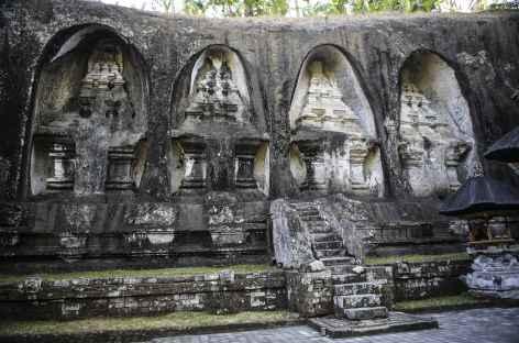 Bas relief à Gunung Kawi - Bali -