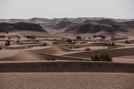 Désert Dasht-e Kavir - Iran -