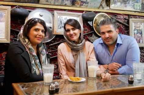 Famille iranienne - Iran -
