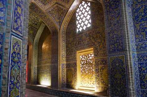 Mosquée - Ispahan -