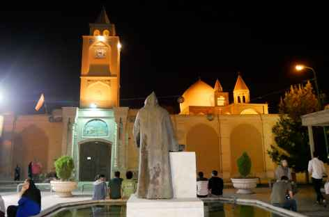 Cathédrale d'Ispahan - Iran -