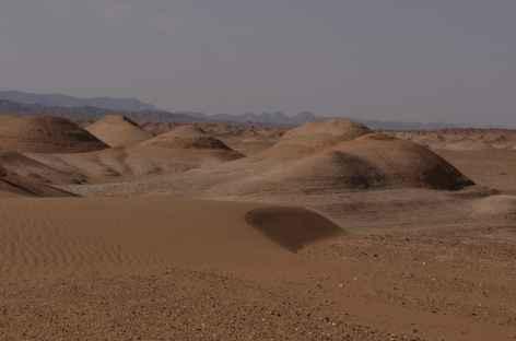 Désert Dasht- Kavir - Iran -