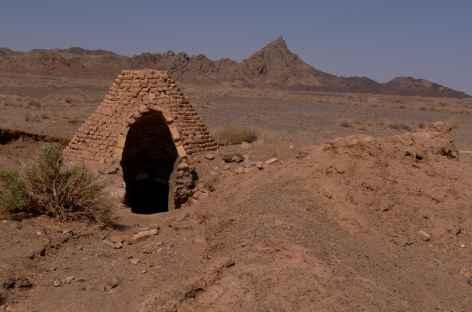 Désert Dasht- Kavir (citerne) - Iran -