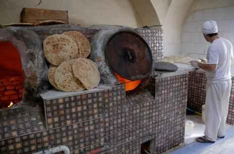 Aqda boulanger - Iran -