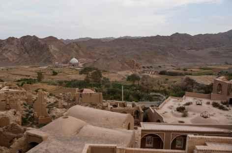 Citadelle de Kharanaq - Iran -