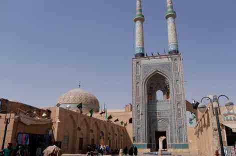 Mosquée du vendredi, Yazd - Iran -