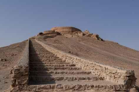Tours du silence Yazd - Iran -