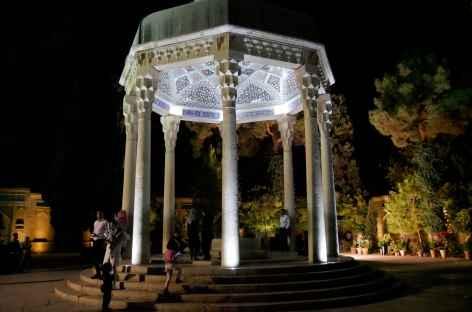 Tombeau d'Hafez, Shiraz - Iran -