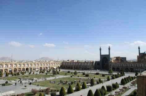 Place Naqsh-e Jahan, Ispahan - Iran -