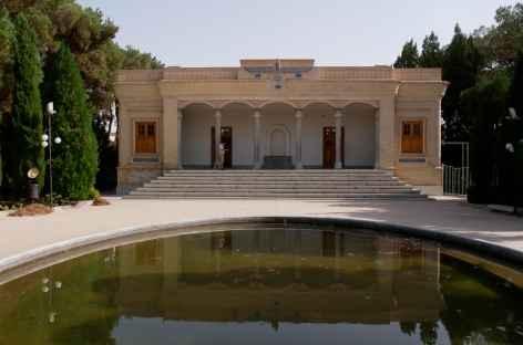 Temple zoroastrien du feu, Yazd - Iran -