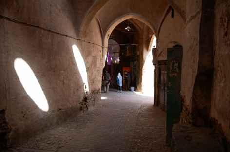 Ruelles Yazd - Iran -