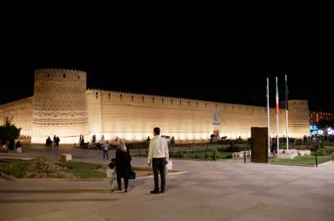 La citadelle - Shiraz - Iran -