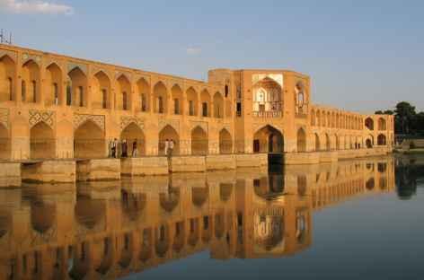 Pont Khajou, Ispahan - Iran -