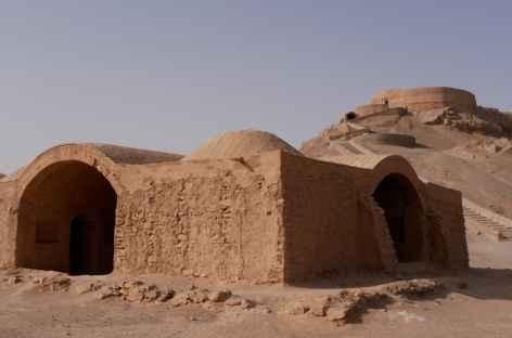 Tour du silence - Yazd - Iran -