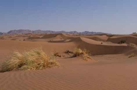 Désert du Dasht-e Kavir - Iran -