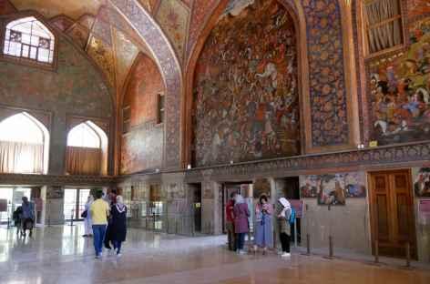 Palais des 40 colonnes, Ispahan - Iran -