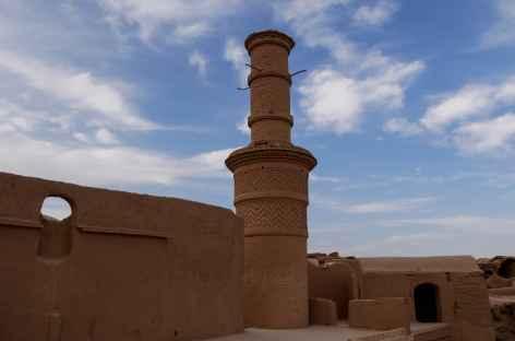 Mosquéede la citadelle, Kharanaq - Iran -