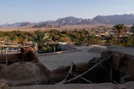 Oasis du Dasht-e Kavir - Iran -