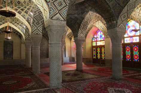 Mosquée Nasr-ul Mulk, Shiraz - Iran -