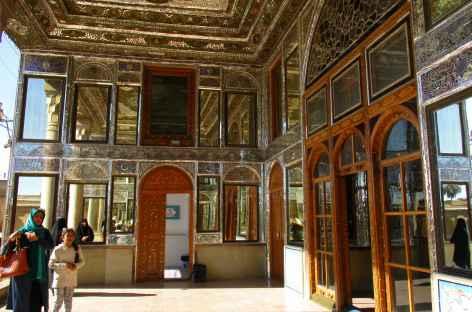 Palais du Naranjastan, Shiraz - Iran -