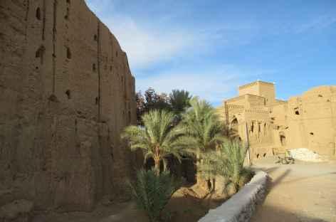 Forteresse et citadelle, Beyazieh - Iran -