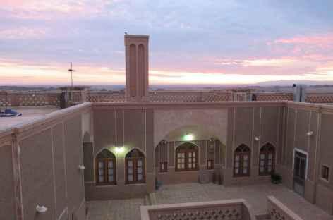 Fin de journée, Beyazieh - Iran -