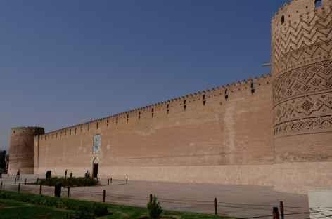 La citadelle  Shiraz - Iran -