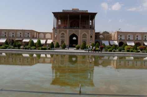 Palais d'Ali Kapou Ispahan - Iran -