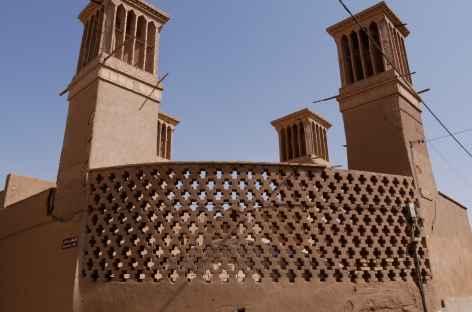 Tours du vent Yazd - Iran -