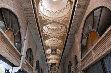 Arches au Grand Bazar - Téhéran -
