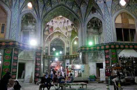 Place du Bazar - Kashan -
