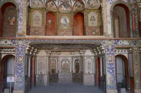 Maison marchande - Kashan -