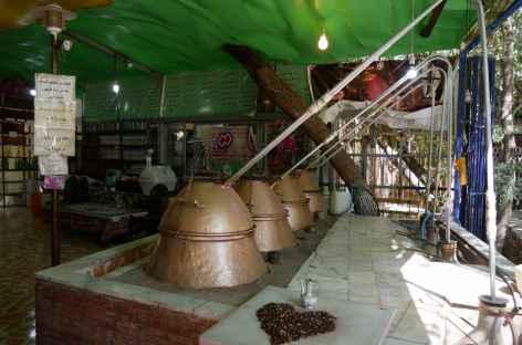 Niasar (distillerie) - Iran -