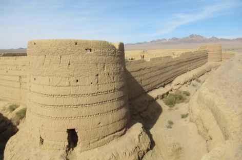 Forteresse de Khorshahi - Iran -