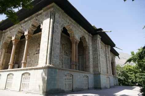 Palais vert du Shah - Téhéran -
