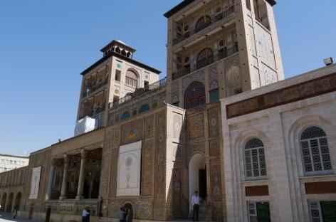 Palais du Golestan -Téhéran -