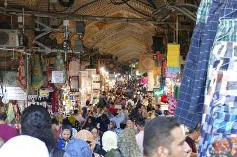 Entrée du bazar - Téhéran -