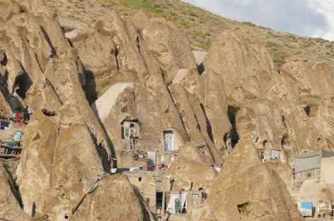 Village troglodyte de Kandovan - Iran -