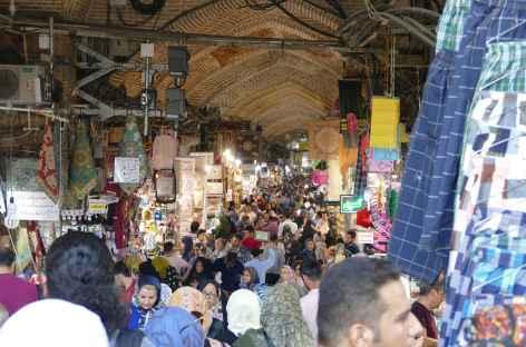 Bazar de Téhéran - Iran -
