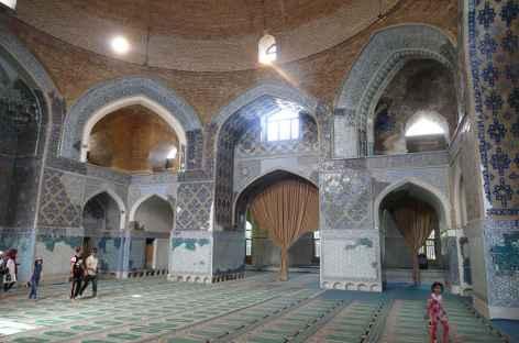 Mosquée bleue - Tabriz - Iran -