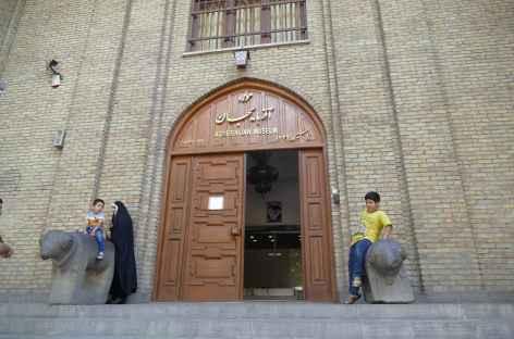 Musée de l'Azerbaidjan, Tabriz - Iran -