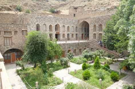 Monastère de St Stephanus - Iran -