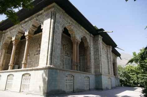 Palais Vert, Téhéran - Iran -