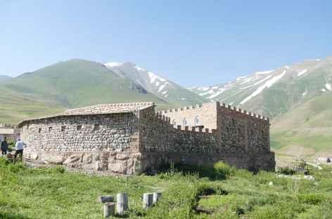 Massif du Sabalan - Iran -